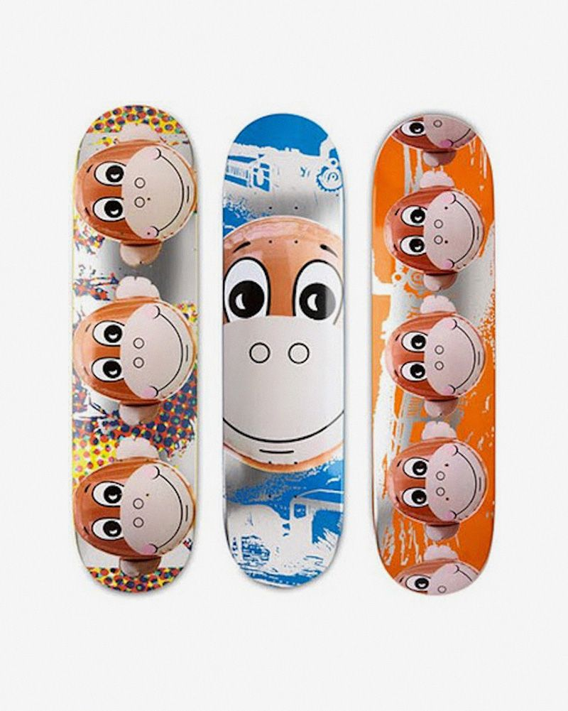 776d3a9c The 10 Most Iconic Supreme Skateboard Decks