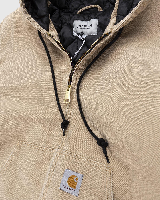 Carhartt WIP – OG Active Jacket Brown - Image 4