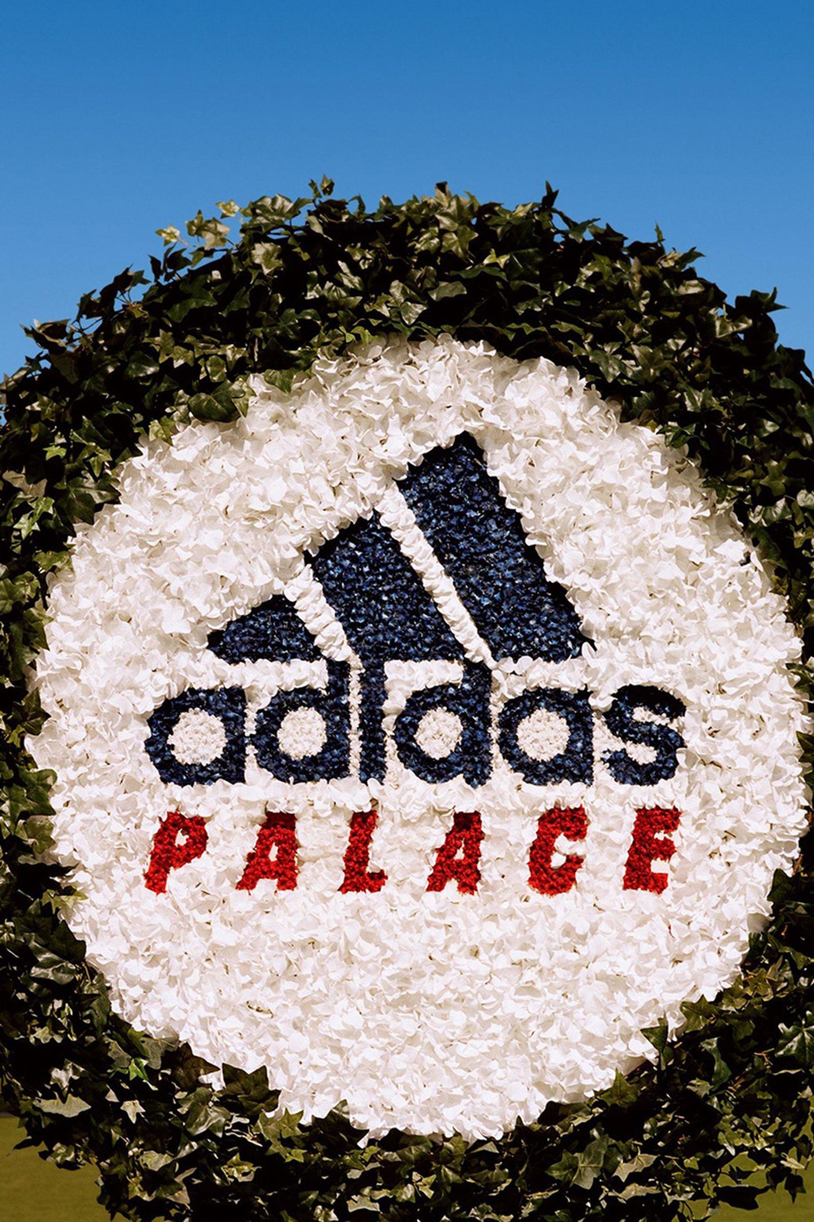 adidas originals palace tennis11 Wimbledon adidas Originals x Palace adidas tennis x palace