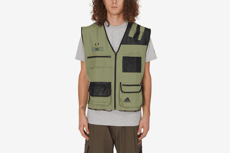 'gardening Club' Sonic Drive Vest