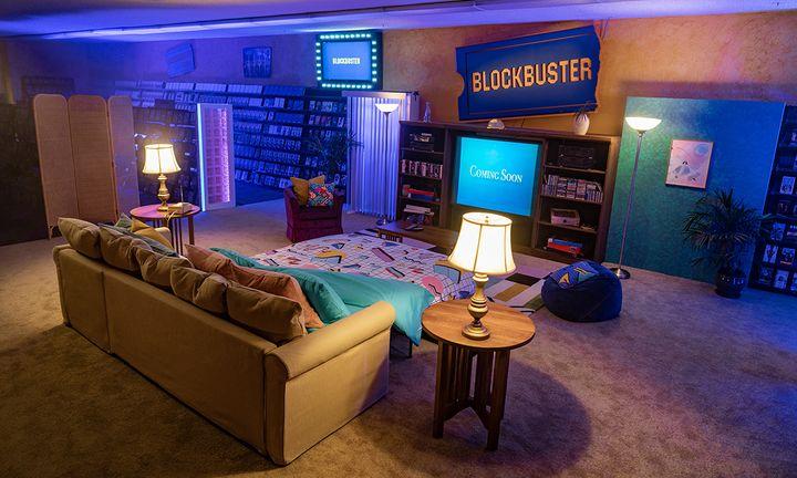 Blockbuster Airbnb