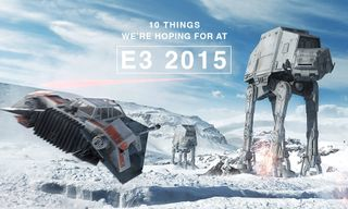 The 10 Announcements We're Hoping For at E3 2015