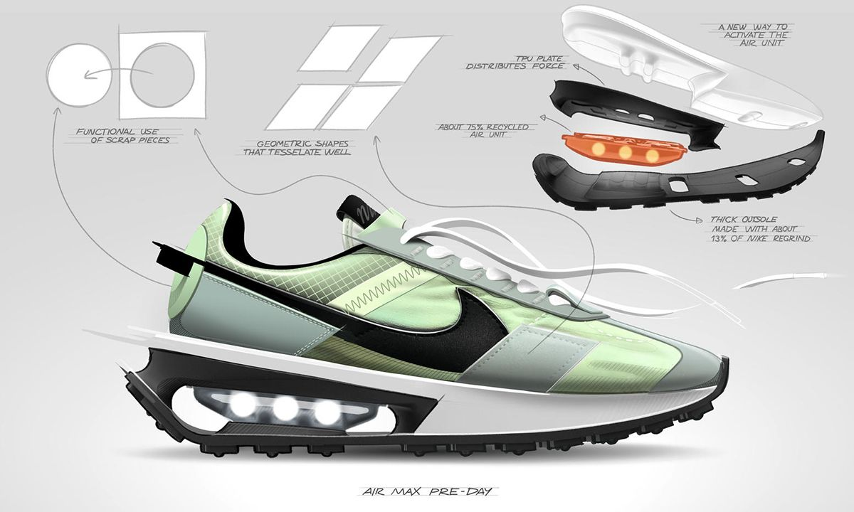 Nike's Air Max Pre-Day Will Literally Put a Spring in Your Step