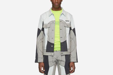 Denim Arrows Climber Jacket
