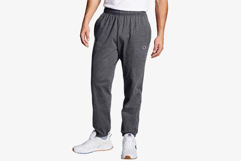 Men's Closed Bottom Jersey Sweatpants