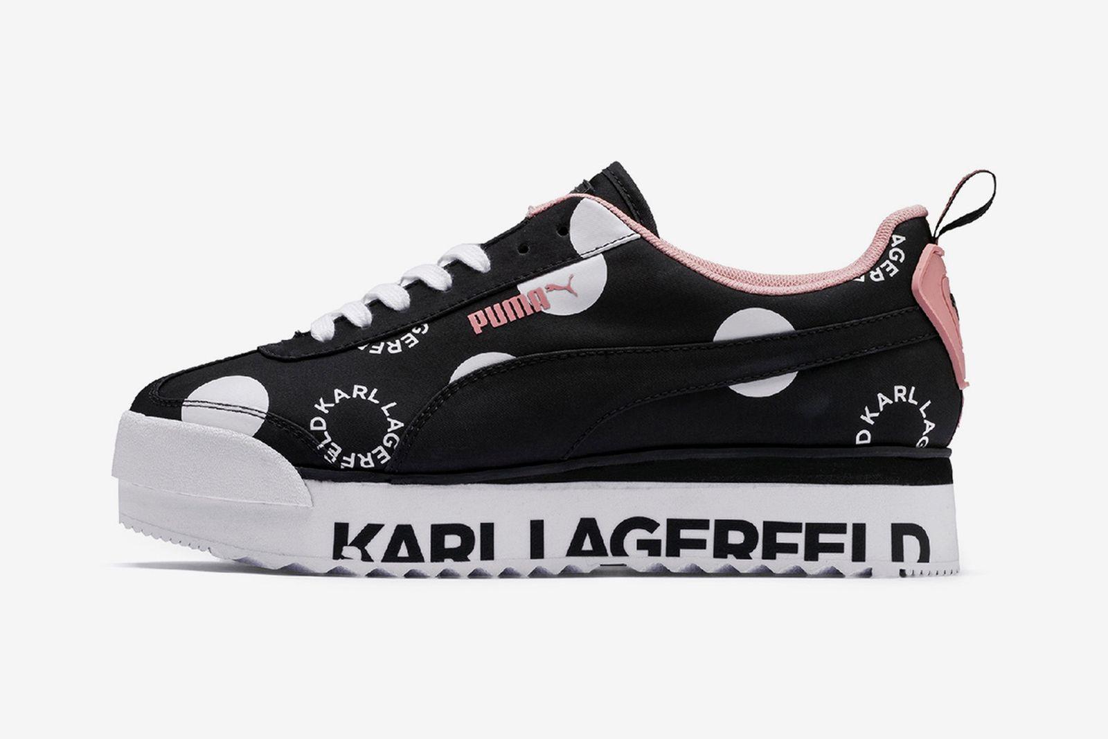 karl lagerfeld puma roma release date price