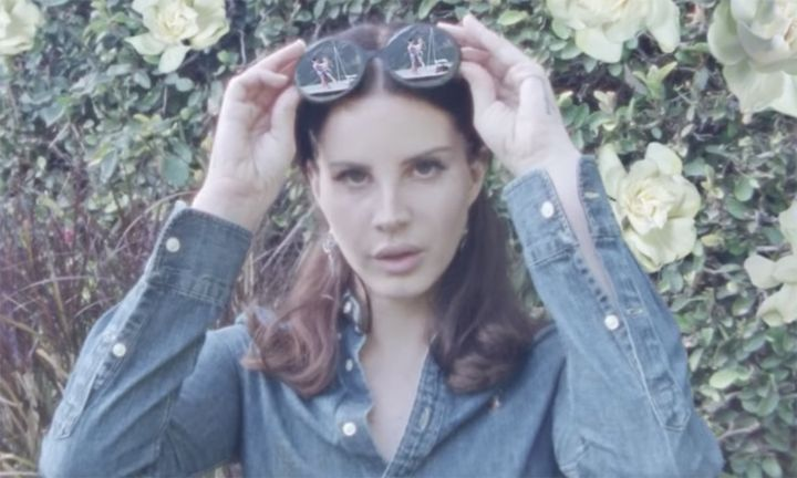 Lana Del Rey Norman Fucking Rockwell video