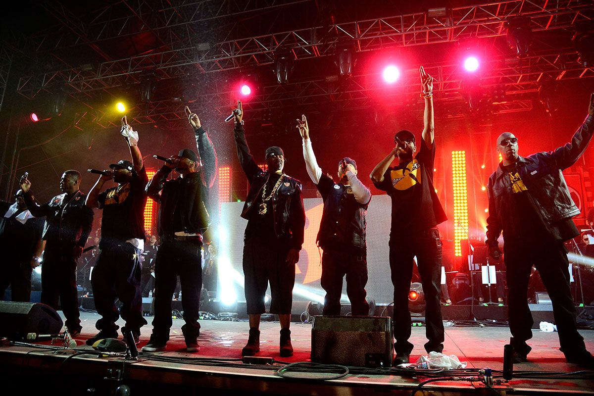 The Wu-Tang Clan Could Be Getting Their Own Theme Park