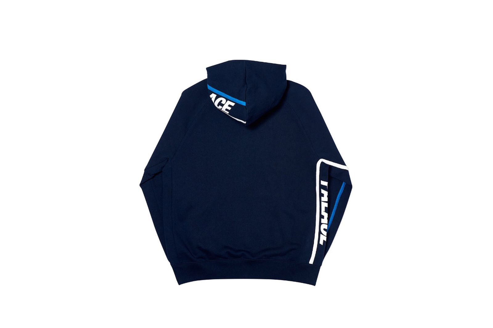 Palace 2019 Autumn Hood Dome Navy Front