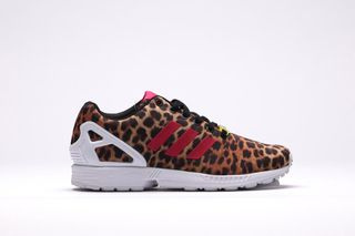 huge selection of bf721 f428b adidas ZX Flux W Leopard