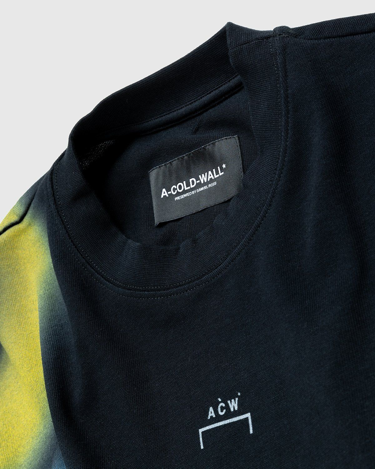 A-COLD-WALL* – Hypergraphic Longsleevee Black - Image 5