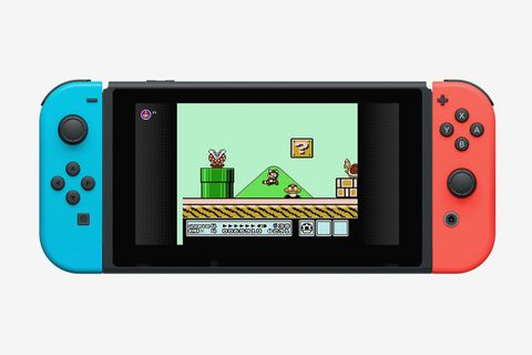 First Look at 'Super Mario Bros  3' on Nintendo Switch