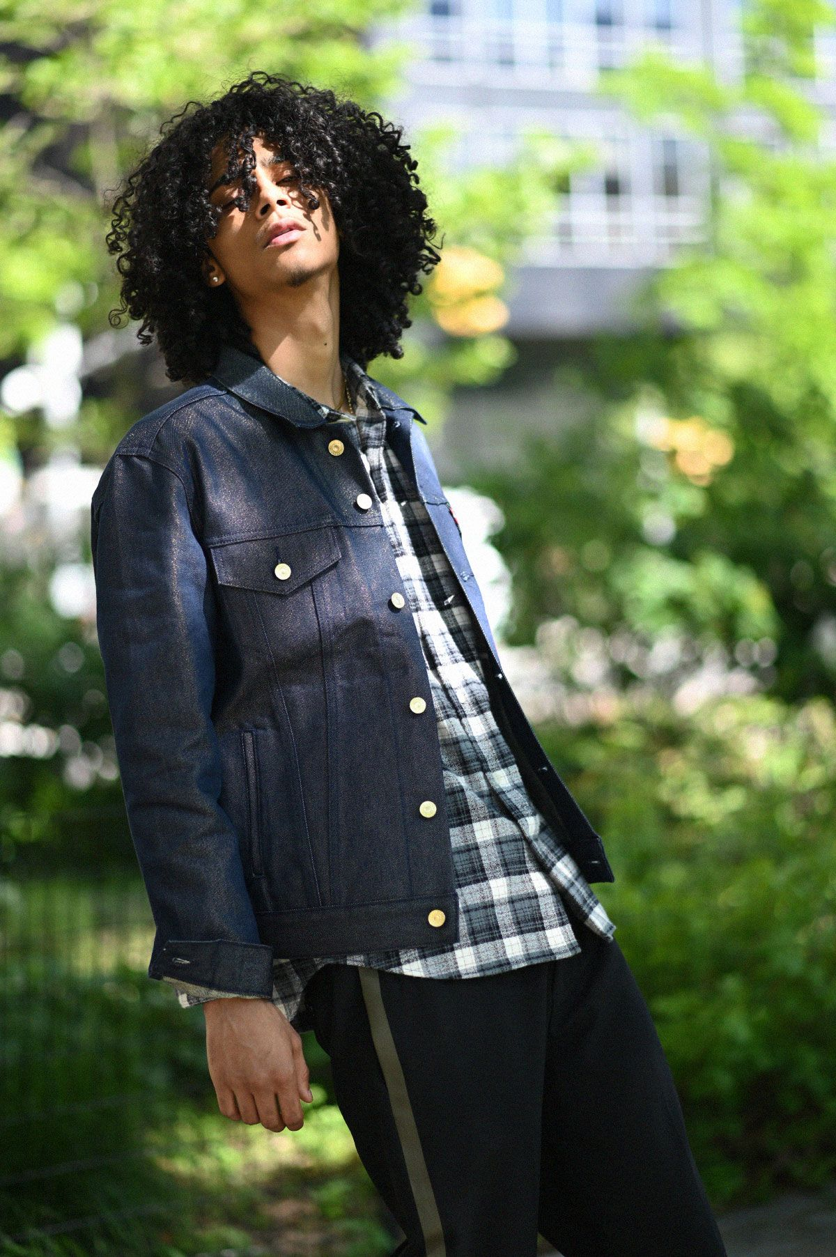 Learn How to Wear & Where to Buy Denim Jackets on 'Itemized'
