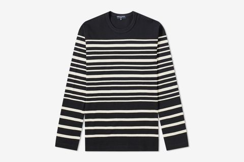 Sleeve Stripe Tee