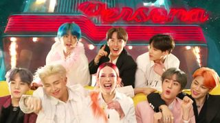 bts boy with luv video Halsey