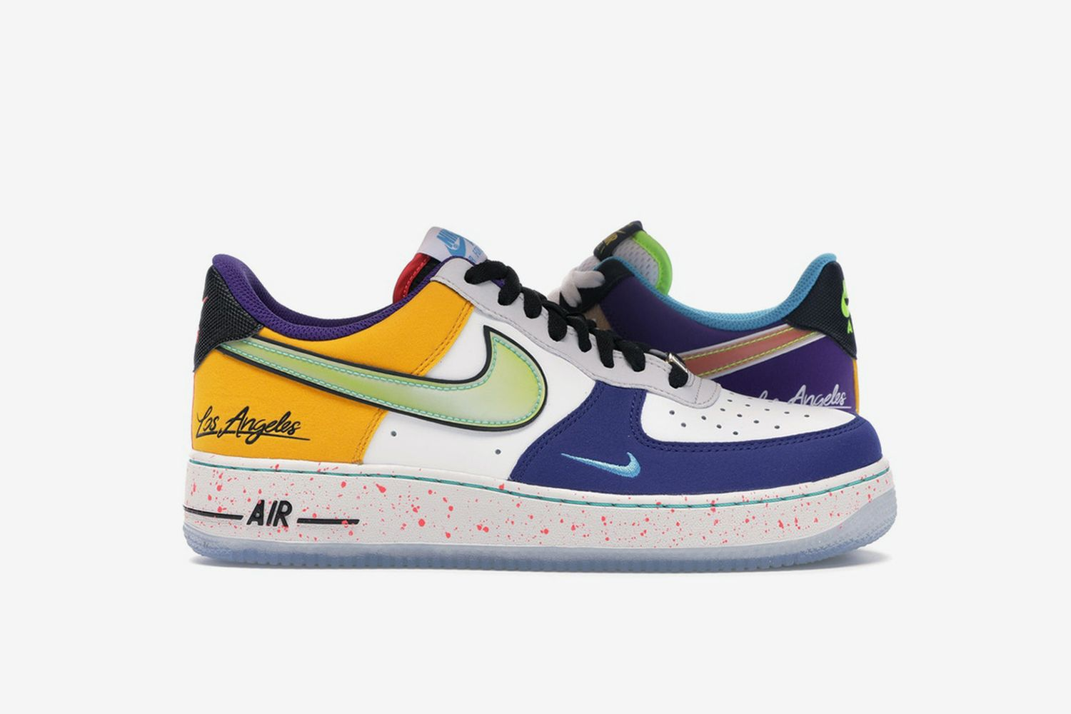 Air Force 1 Low 'What The LA'