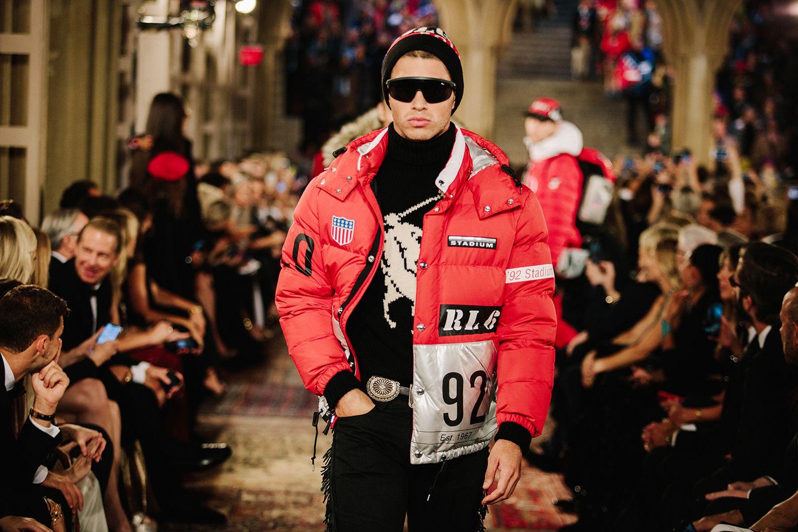 Ralph Lauren Fall Winter 2019 NYFW fashion shows lo life new york fashion week