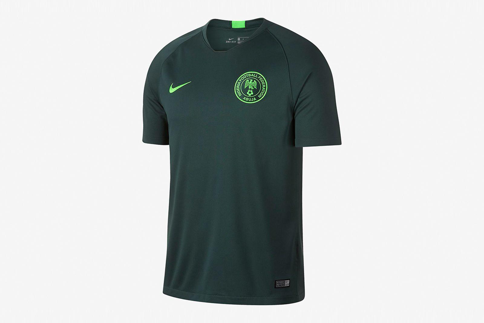 2018 nigeria stadium away jersey 2018 FIFA World Cup nigeria football kit