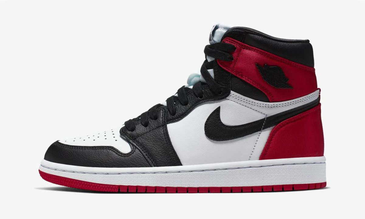 "Nike Air Jordan 1 ""Satin Black Toe"": How & Where to Buy Today"