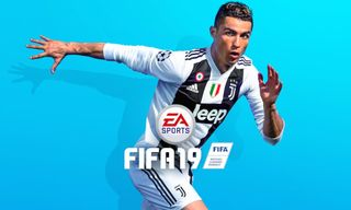 Cristiano Ronaldo Dons Juventus Kit in New 'FIFA 19' Covers