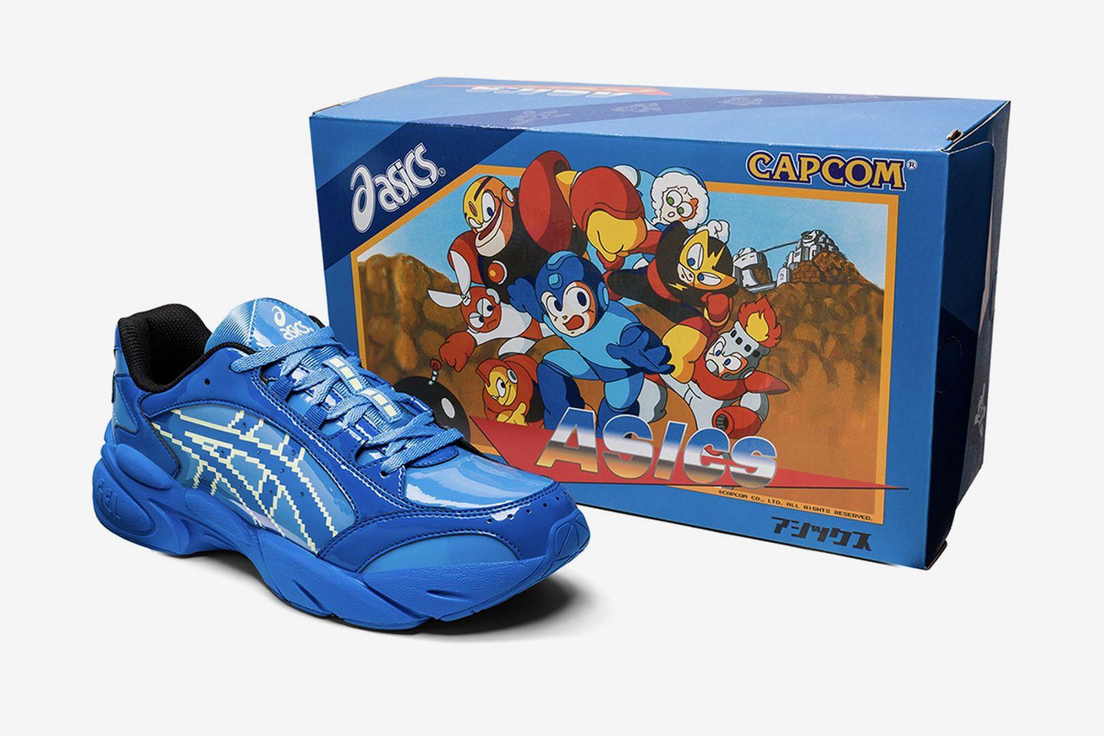 Capcom x ASICS GEL-BND
