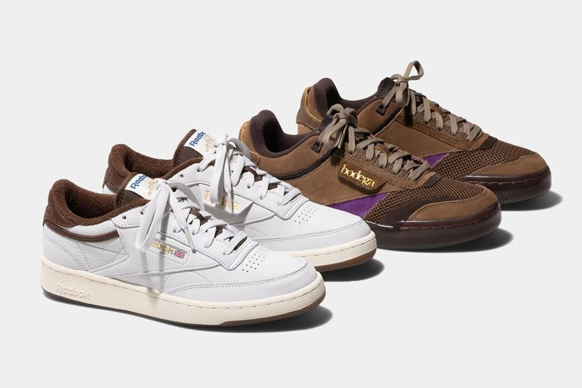 Bodega's Latest Reebok Collaboration Is Its Most Timeless Yet