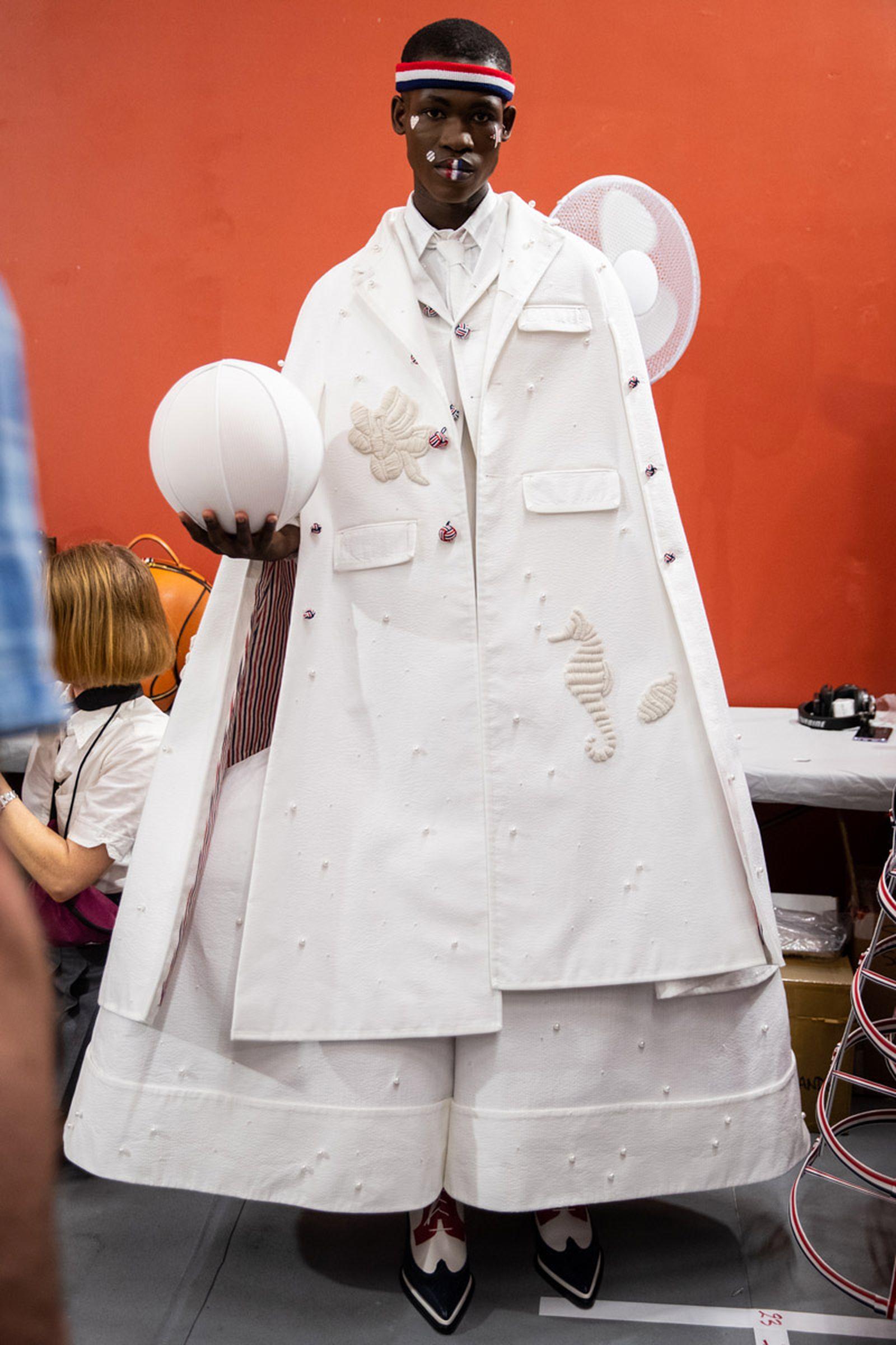 MSS20 Paris Thom Browne Eva Al Desnudo For web 19 paris fashion week runway