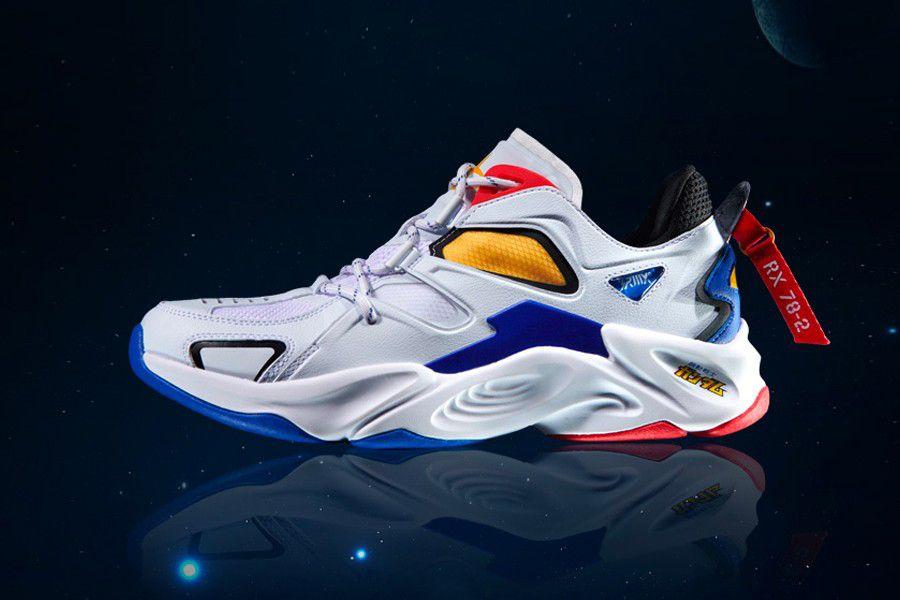 'Mobile Suit Gundam' Gets Celebratory RX-78-2-Inspired Sneaker
