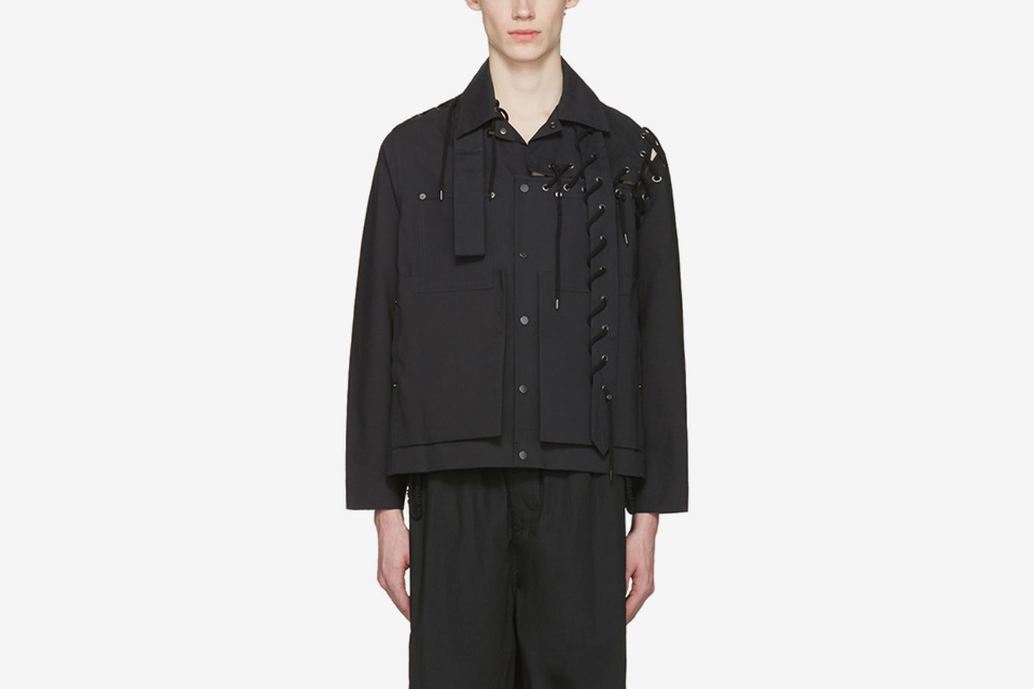 Laced Workwear Jacket