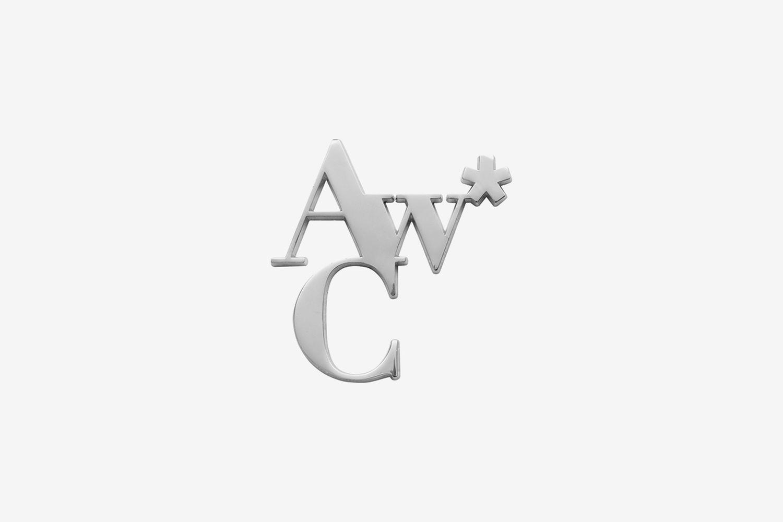 ACW Logo Pin