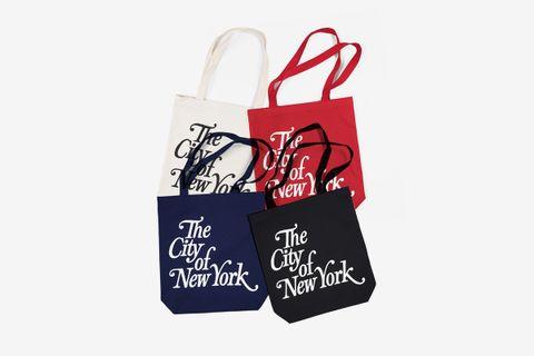 City of New York Tote Bag