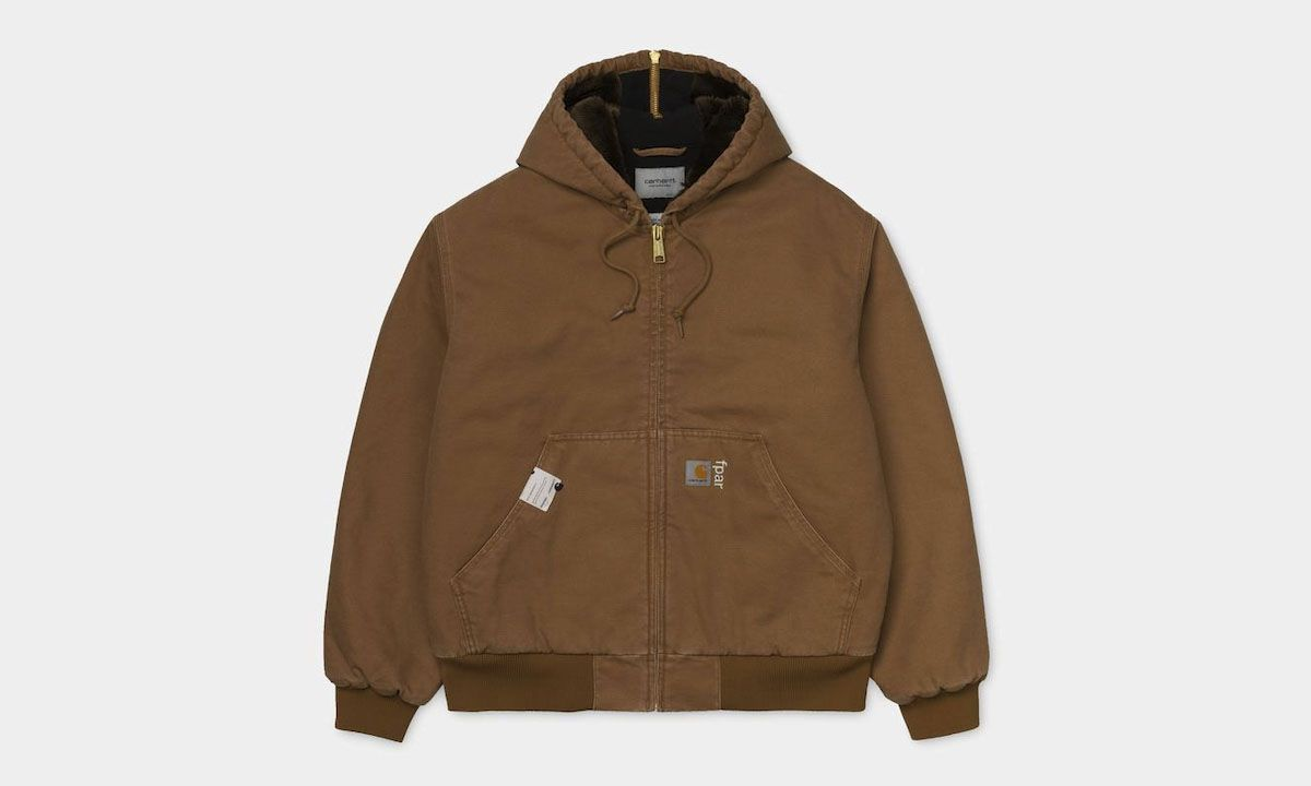 Carhartt WIP Links With FORTY PERCENT AGAINST RIGHTS for First Time