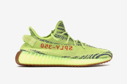 "53fed94a8 adidas YEEZY Boost 350 V2 ""Semi-Frozen Yellow"""
