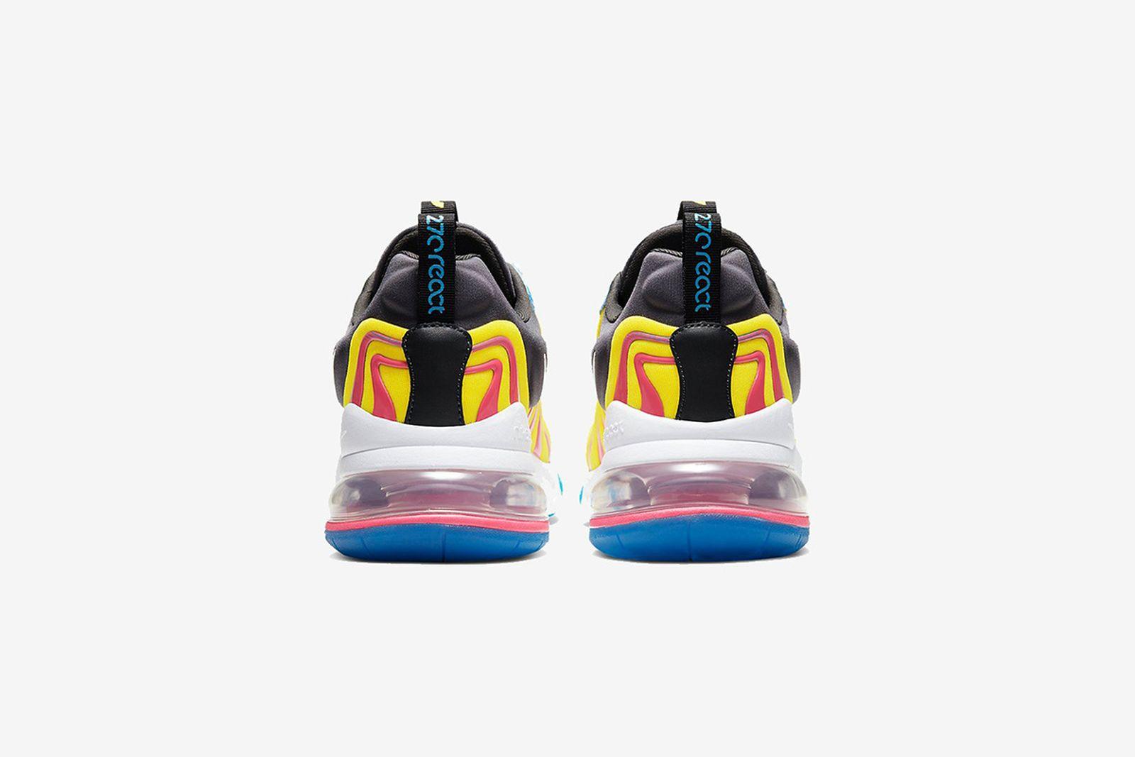 Nike Air Max 270 React Laser Blue/White/Anthracite