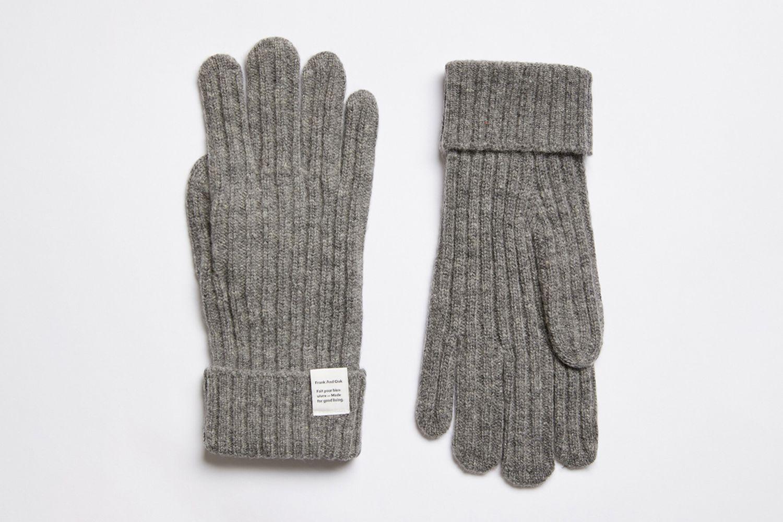Wool Blend Gloves