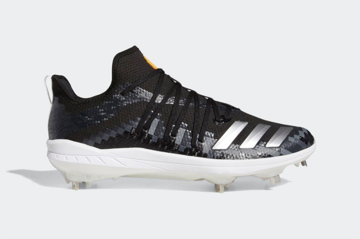 adidas Created a Snapchat Game to Release 8-BIT-Themed Baseball Cleats 1