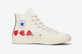 "332d6e14ac4c You Can Still Cop COMME des GARÇONS PLAY   Converse s ""Multi Heart"" Chuck  Taylor All Star"