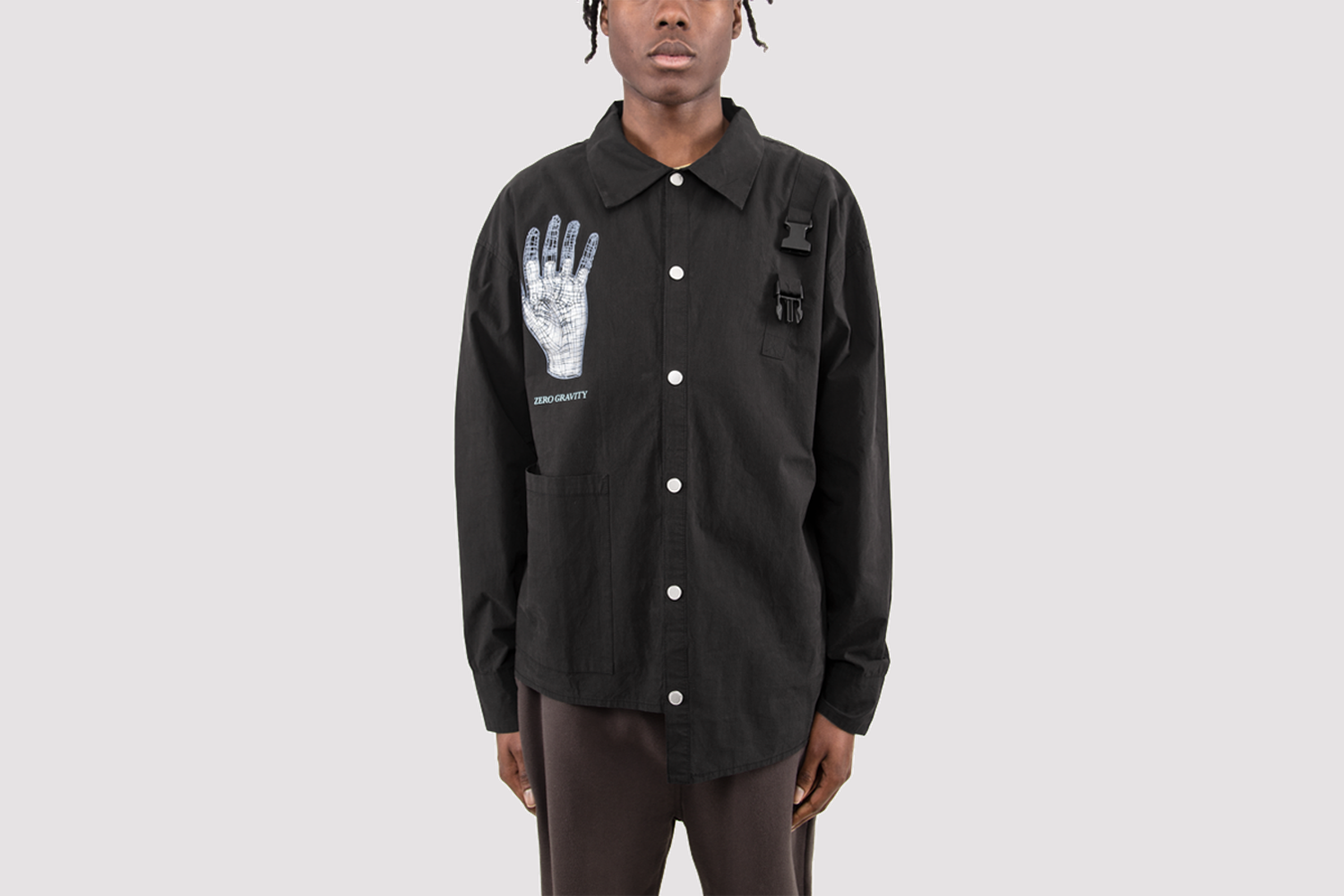 Reconstructed Work Shirt