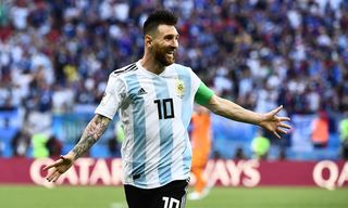 Facebook Reveals Lionel Messi Was the Most Discussed Player at World Cup 2018