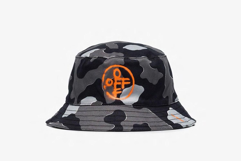 Camoflague Bucket Hat