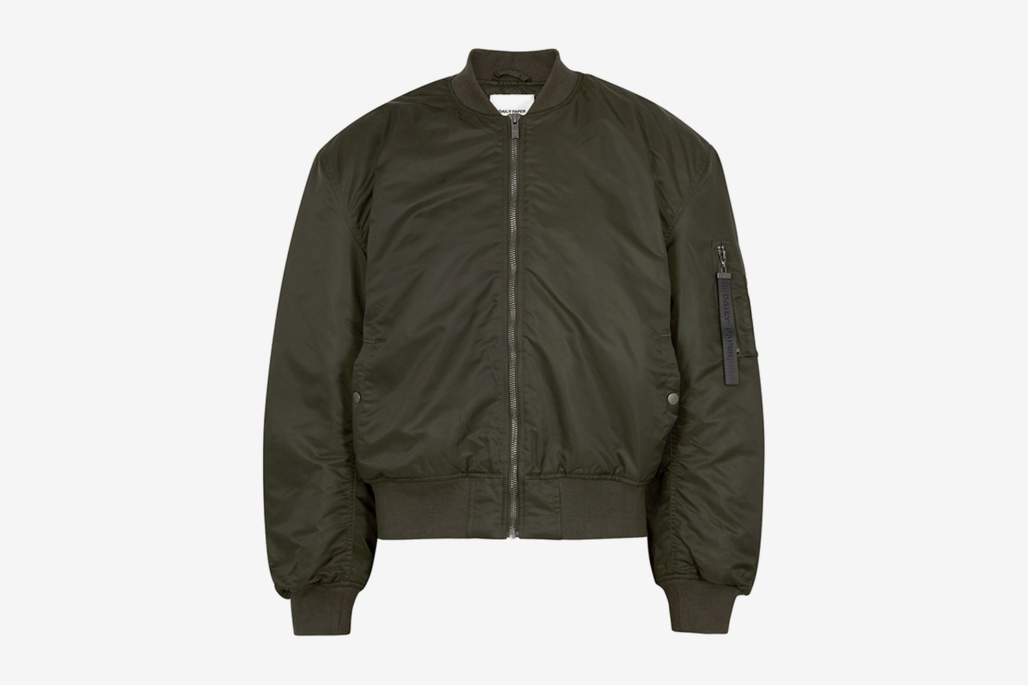 Ebomb Padded Shell Bomber Jacket