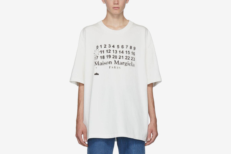 Oversized Logotype T-Shirt