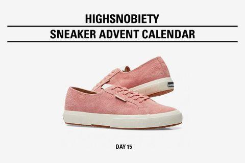 highsnobiety advent calendar day 15 highsnobiety x Superga