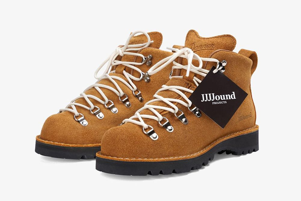 JJJJound Just Made Danner's Iconic Hiking Boot Even Better 3