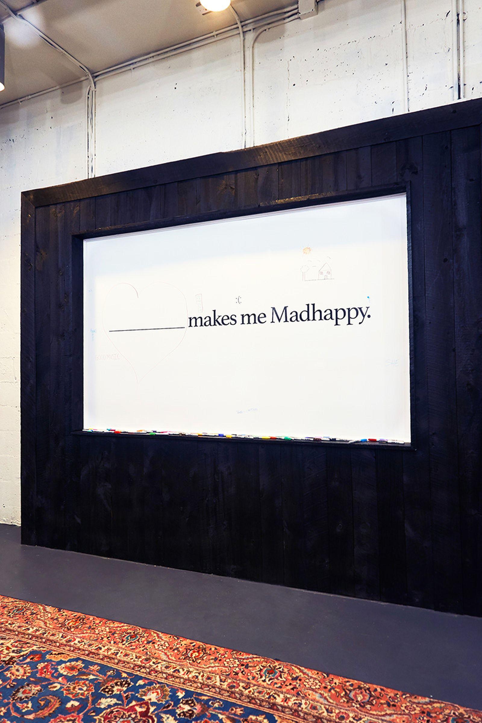 madhappy miami pop up Art Basel