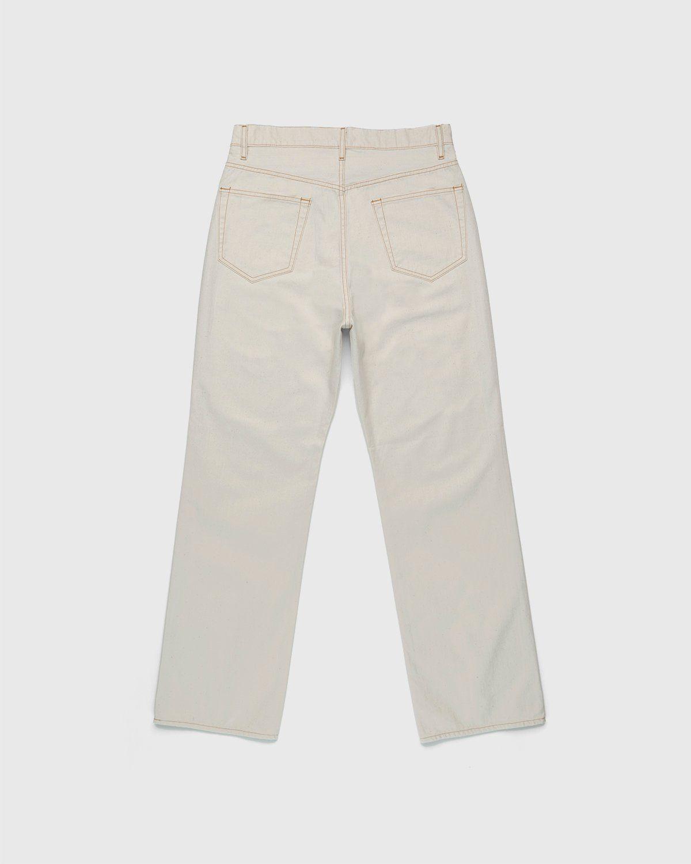Auralee – Pants Natural - Image 2