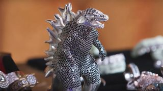 Johnny Dang Shows Off Godzilla King Of The Monsters Pendant