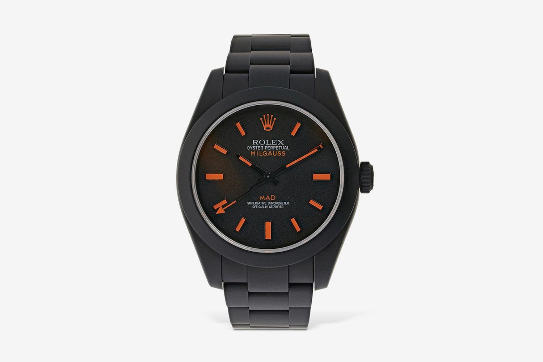 40mm Rolex Milgauss Watch