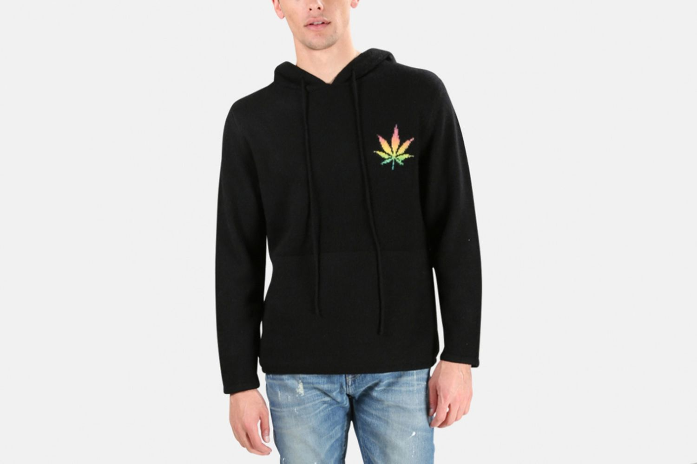 Harden Leaf Pullover
