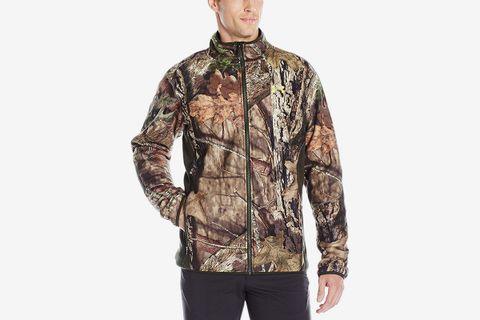 Stealth Fleece Jacket
